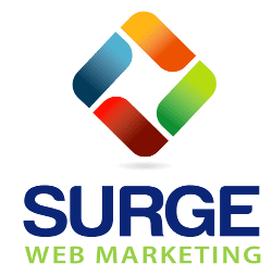 Surge Web Marketing Logo